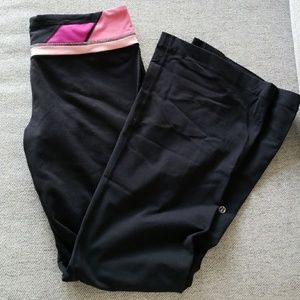 Lululemon groove pants, good condition